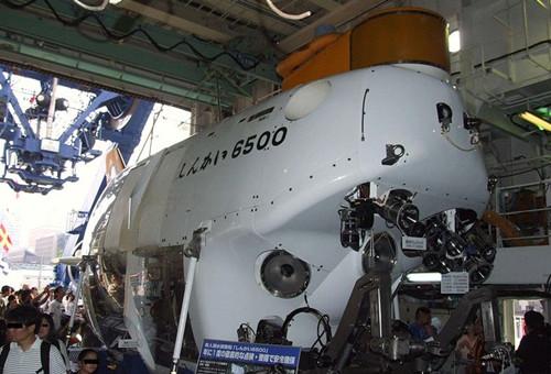 潜水飞机的技术参数