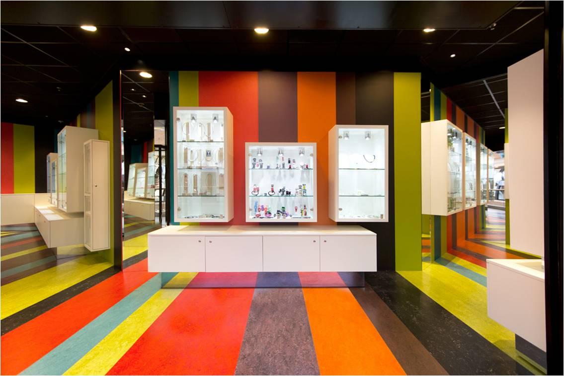 室内设计原理之流派平面设计改行了图片