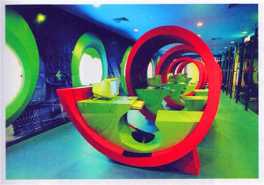 室内设计原理之色彩设计