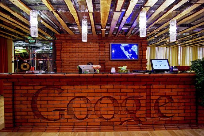 谷歌莫斯科办公室详细介绍