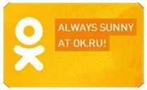 OK.ru Logo