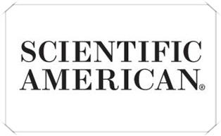 科学美国人 logo